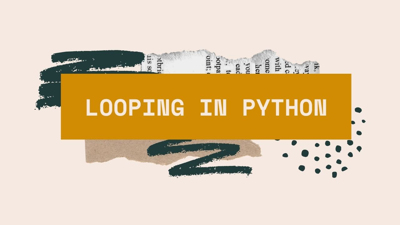 Looping in Python