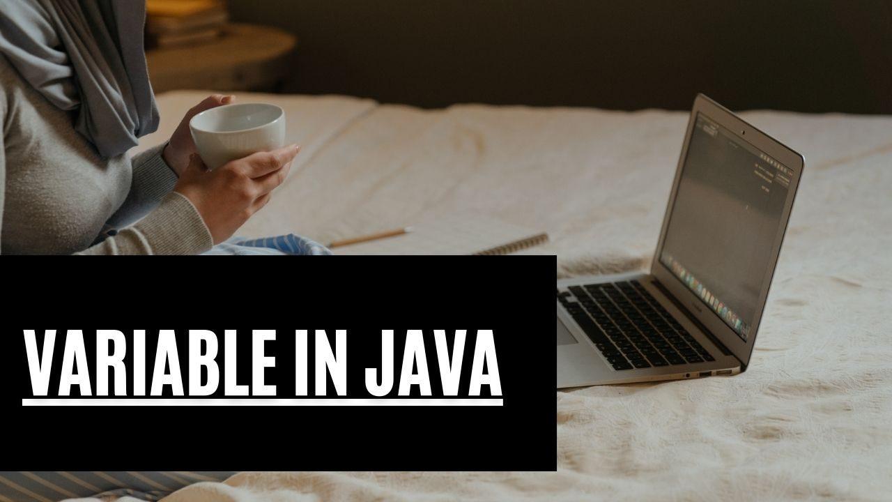 Variable In Java