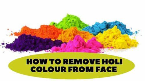 Holi-colour