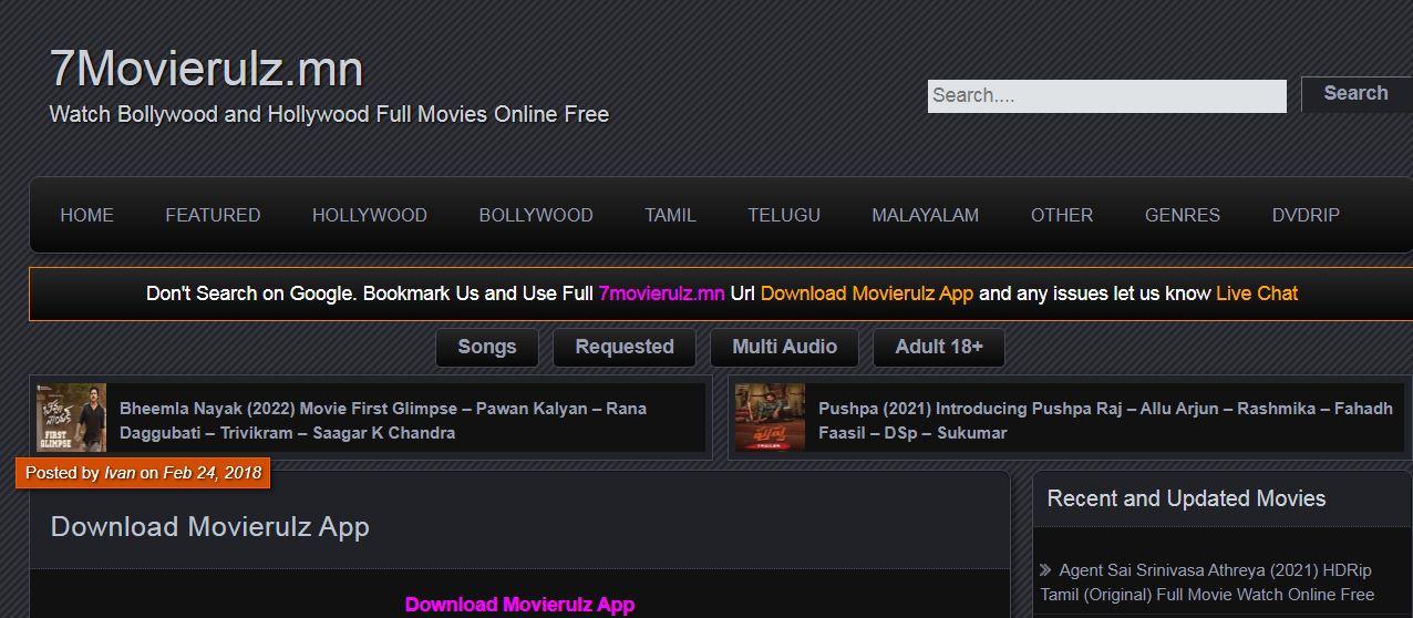MovieRulz-App